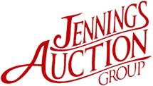 Jennings Auction Group Logo