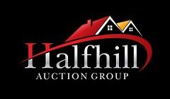 Halfhill Auction Group Logo