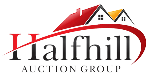 Halfhill Auction Group Logo