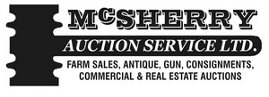 McSHERRY AUCTION SERVICE Ltd Logo