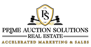 Prime Auction Solutions Logo