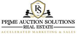 Prime Auction Solutions Logo
