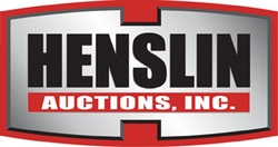 Henslin Auctions, Inc. Logo