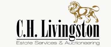 C.H. Livingston Estate Services & Auctioneering Logo
