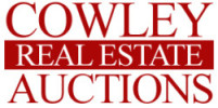 Cowley Real Estate & Auction Companies Logo