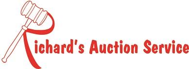 Richard's Auction Service Logo