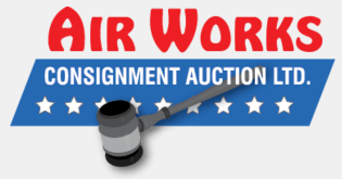 Air Works Consignment Auction Ltd. Logo