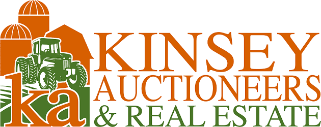 Kinsey Auctioneers Logo