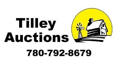 Tilley Auctions Logo