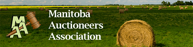Manitoba Auctioneers Association Logo