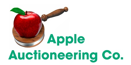Apple Auctioneering Co Logo