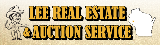 Lee Real Estate & Auction Service Logo
