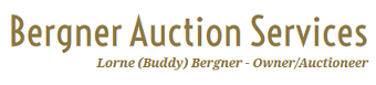 Bergner Auction Service Logo