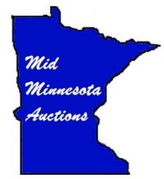 Mid-Minnesota Auctions Logo