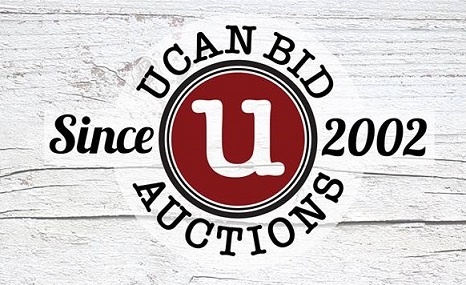 U Can Bid Auctions Logo