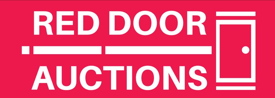Red Door Auctions Logo