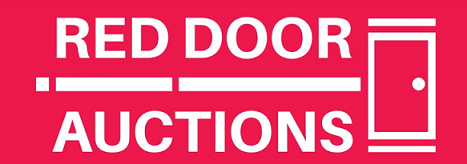 Red Door Auctions Logo