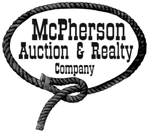 McPherson Auction & Realty Logo