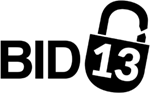 Bid13 Storage Auctions Logo