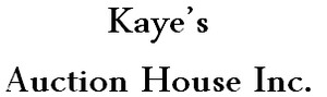 Kaye's Auctions Logo
