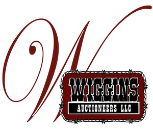 Wiggins Auctioneers LLC Logo