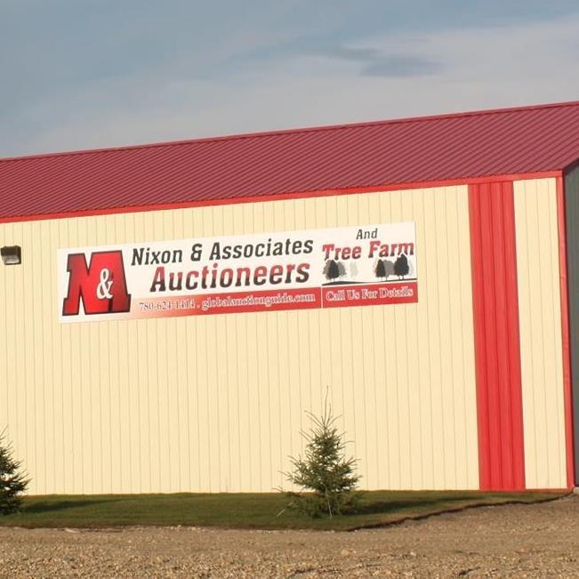 Nixon & Associates Auctioneers Logo