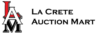 La Crete Auction Mart Logo