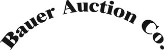 Bauer Auction Company Logo