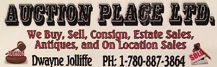 Auction Place Ltd  Logo