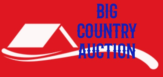 Big Country Auctions  Logo