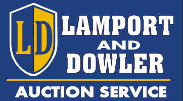Lamport & Dowler Auction Service Logo