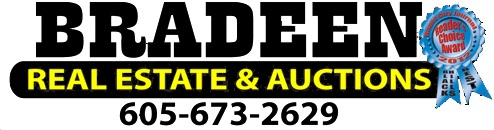 Bradeen Real Estate & Auctions Logo