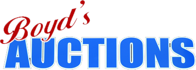 Boyd's Auctions Logo