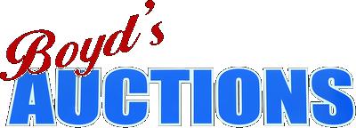 Boyd's Auctions Logo