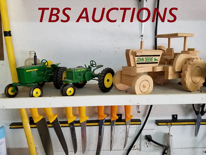 TBS Auction Logo