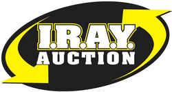 I.R.A.Y. Auction Logo