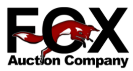 Fox Auction Company Logo