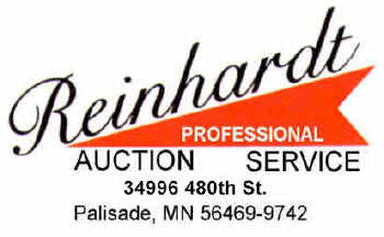 Reinhardt Auction Service Logo