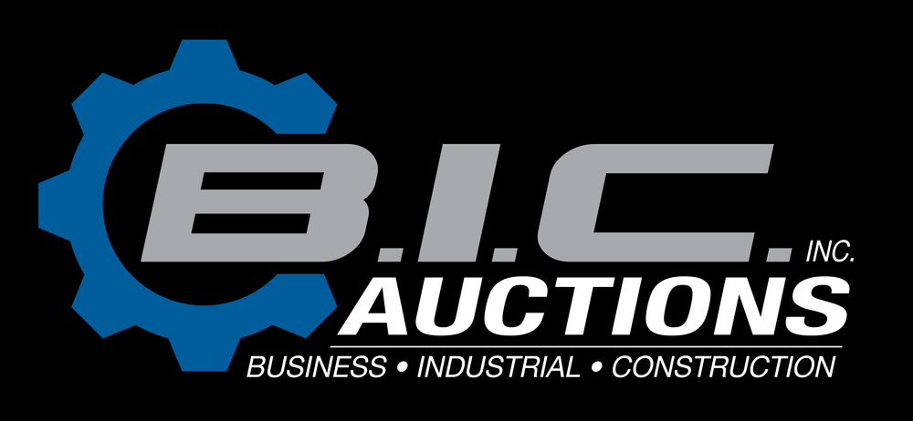 B.I.C. Auctions Logo