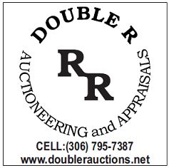 Double R Auctioneering & Appraisals Logo