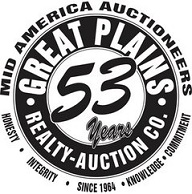 Great Plains Realty and Auction Co. Logo
