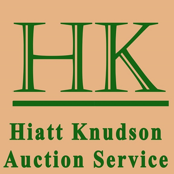 Hiatt Knudson Auctions Logo