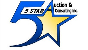 5 Star Auction & Consulting Inc Logo
