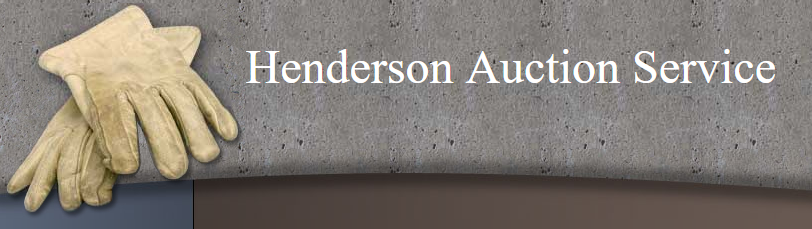 Henderson Auction Service Logo
