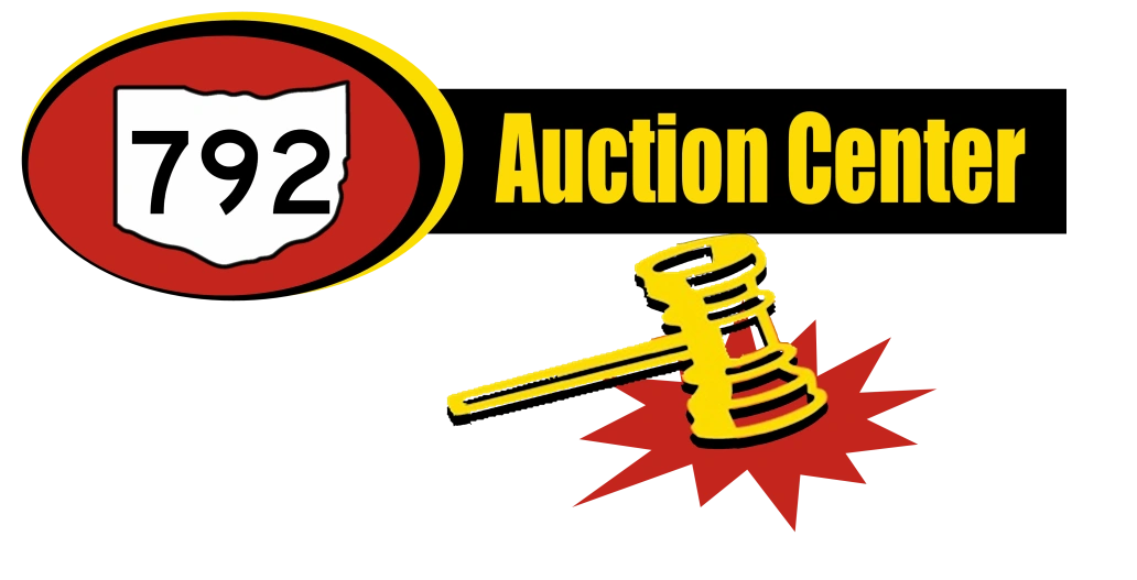 792 Auction Center Logo