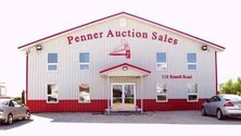 Penner Auction Sales Ltd Logo