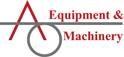 AO Equipment and Machinery Logo