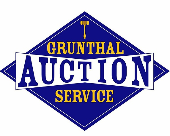 Grunthal Auction Service Logo