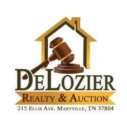 DeLozier Auctions Logo