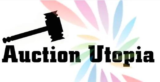 Auction Utopia Logo